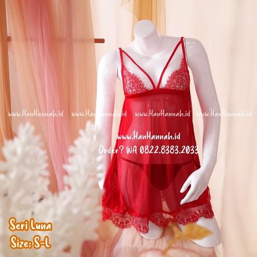 Premium S-L, LUNA Sleepwear Set